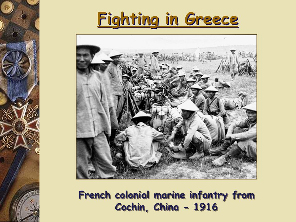 Fighting in Africa 3 rd British Battalion, Nigerian Brigade