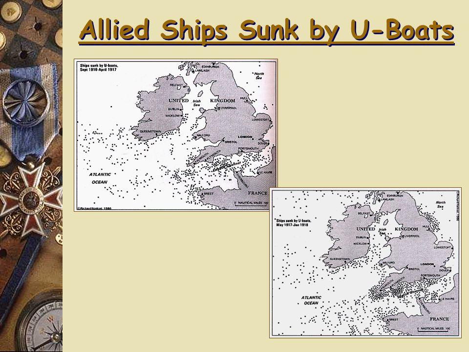 2. U-Boats