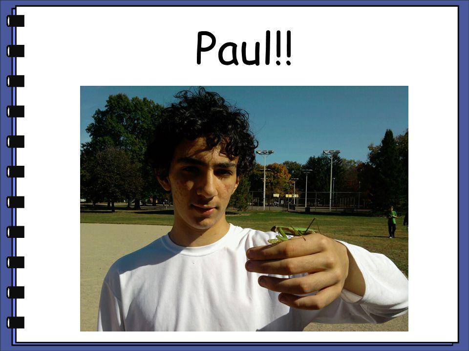 Paul!!