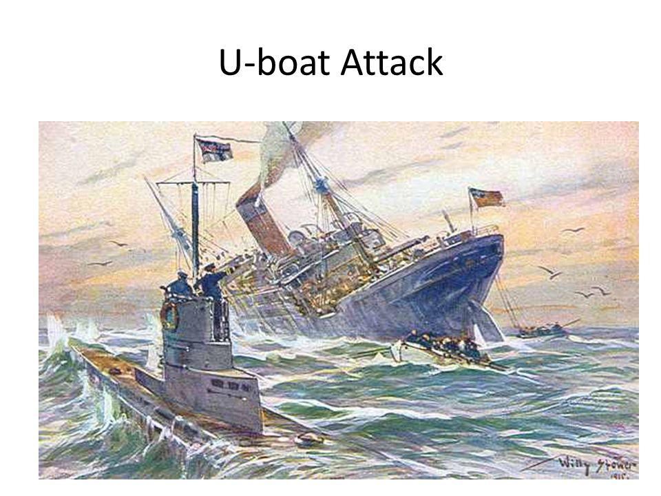 U-boat Attack