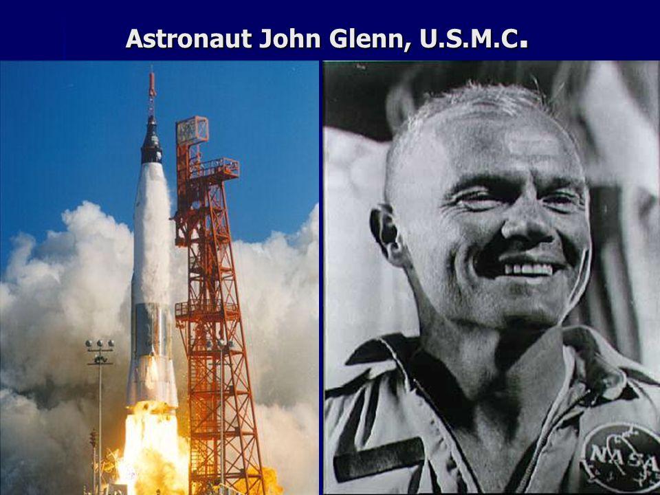 Astronaut Astronaut Alan Shepard, Alan Shepard, U.S. Navy U.S. Navy