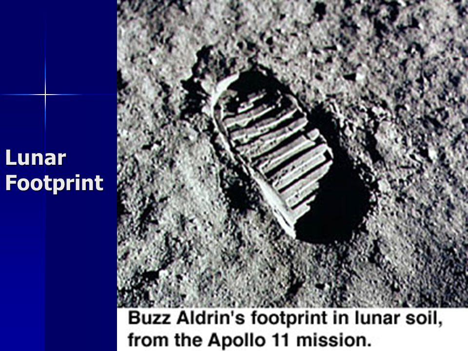 Lunar Footprint