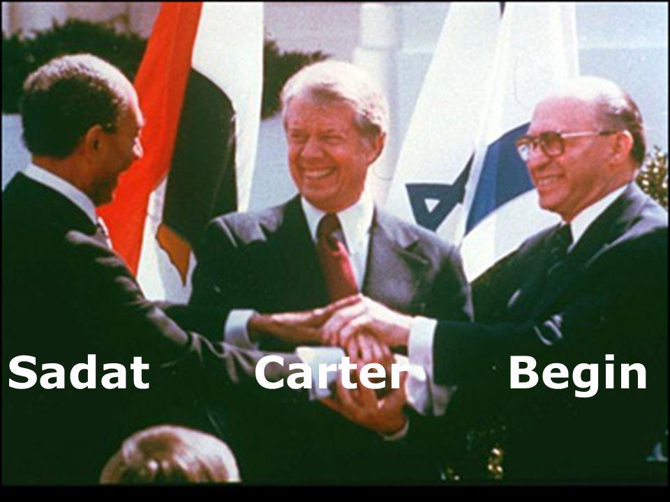 Sadat Carter Begin