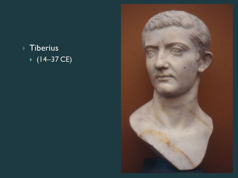  Tiberius  (14–37 CE)