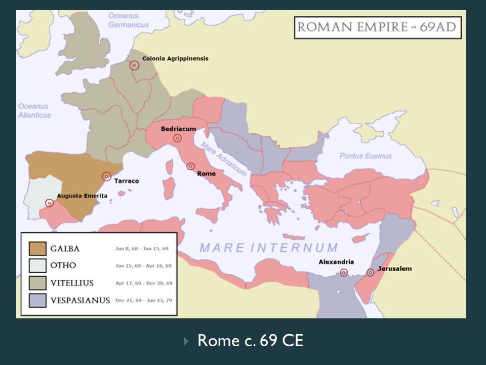  Rome c. 69 CE