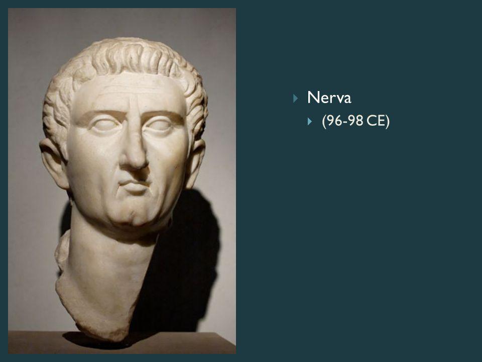  Nerva  (96-98 CE)