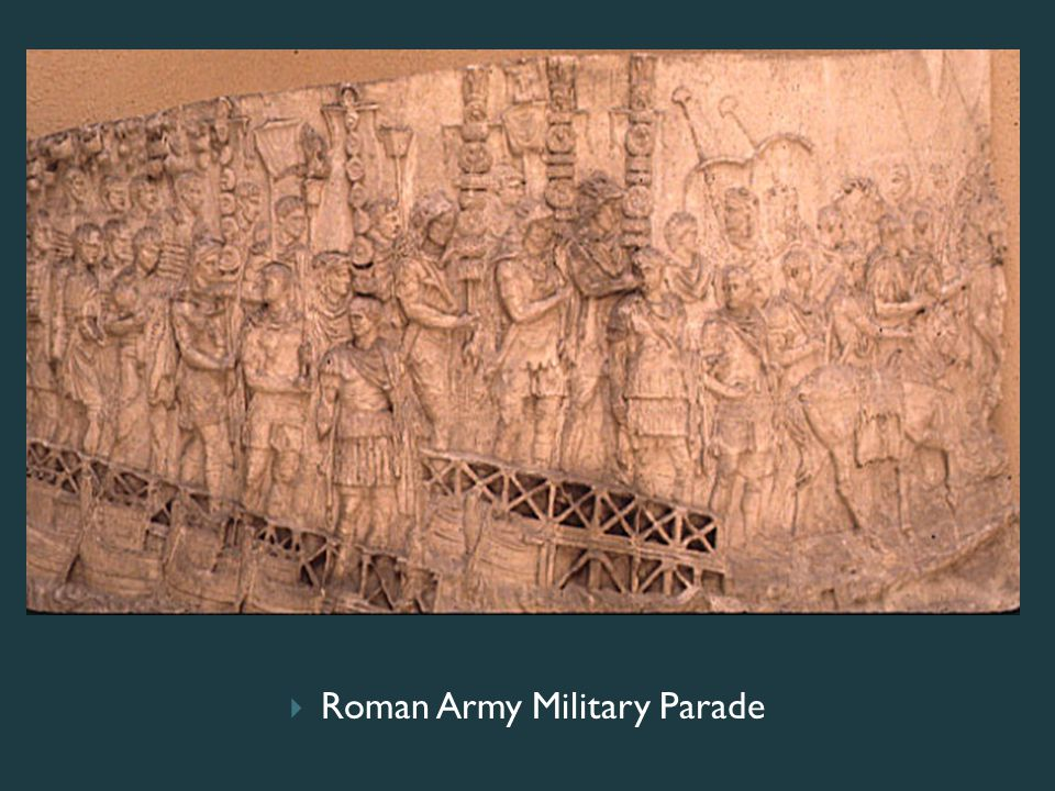  Roman Army Military Parade