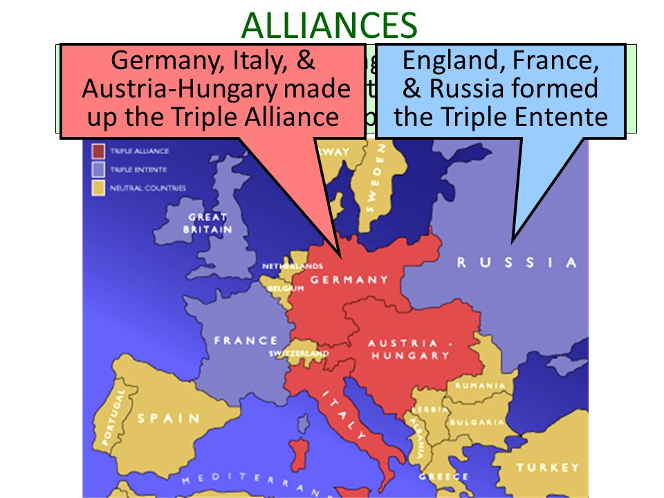 IMPERIALISM European nations competed fiercely for colonies in Africa & Asia Competition for colonies often pushed Europeans to the brink of war This