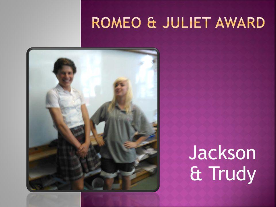 Jackson & Trudy