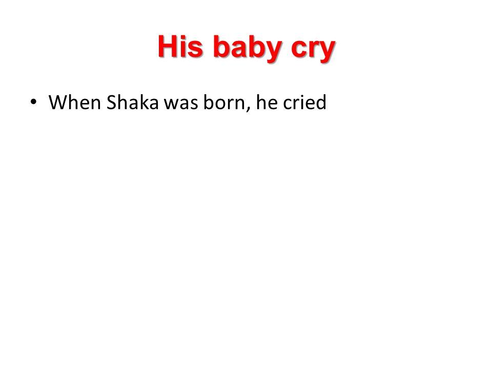 was of a cub Metaphor: He sounded like a cub (baby lion), he cried
