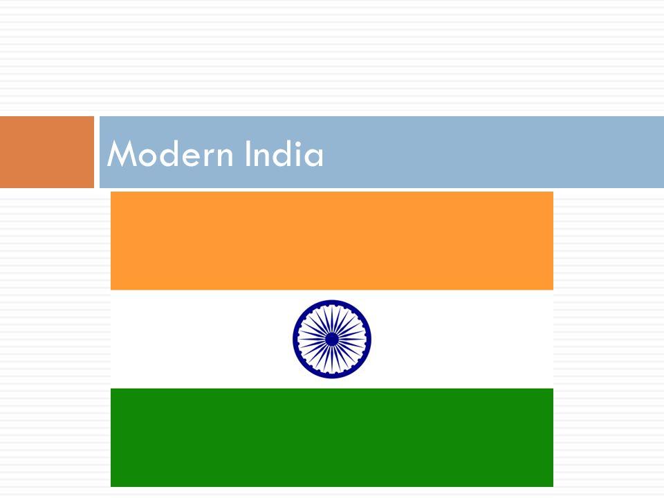 Modern India