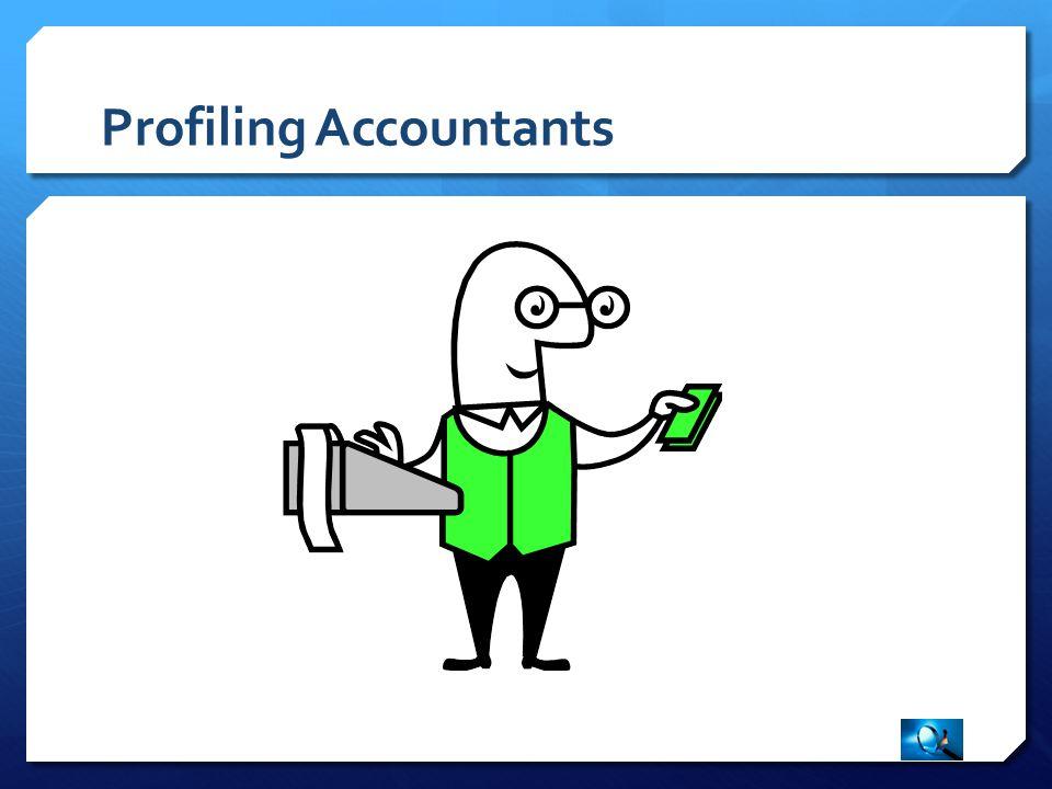 Profiling Accountants