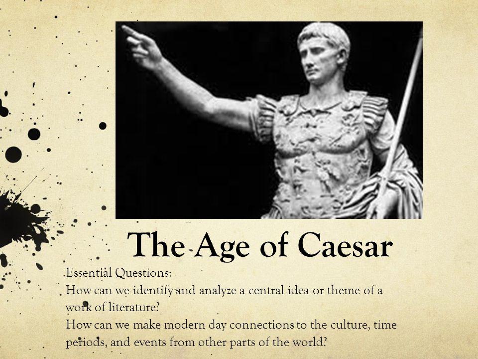 Who was Julius Caesar.