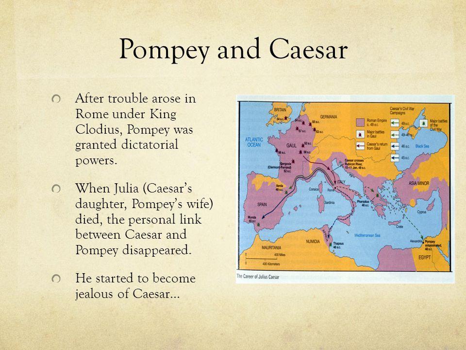 Caesar vs.