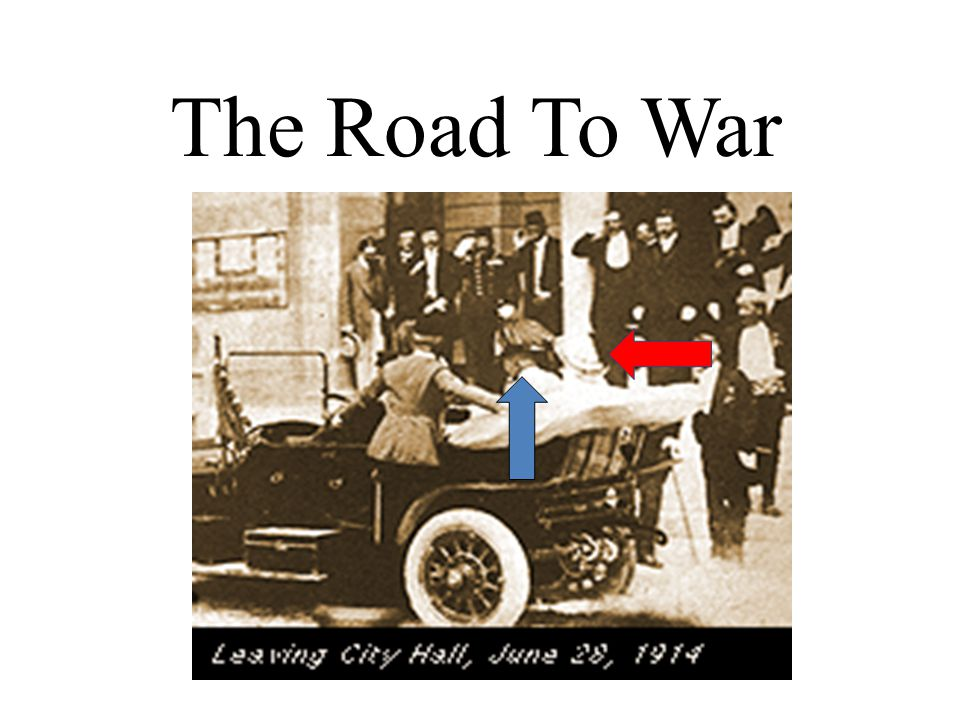 II. Assassination In June 1914 Archduke Franz Ferdinand, Prince of Austria, was assassinated while visiting Serbia. Austria gives Serbia an ultimatum: