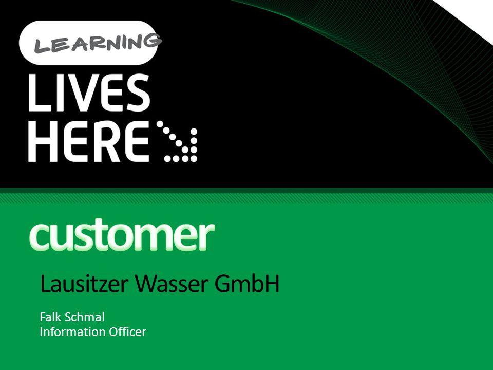 Falk Schmal Information Officer Lausitzer Wasser GmbH