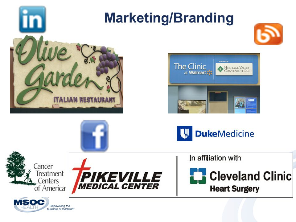 Marketing/Branding