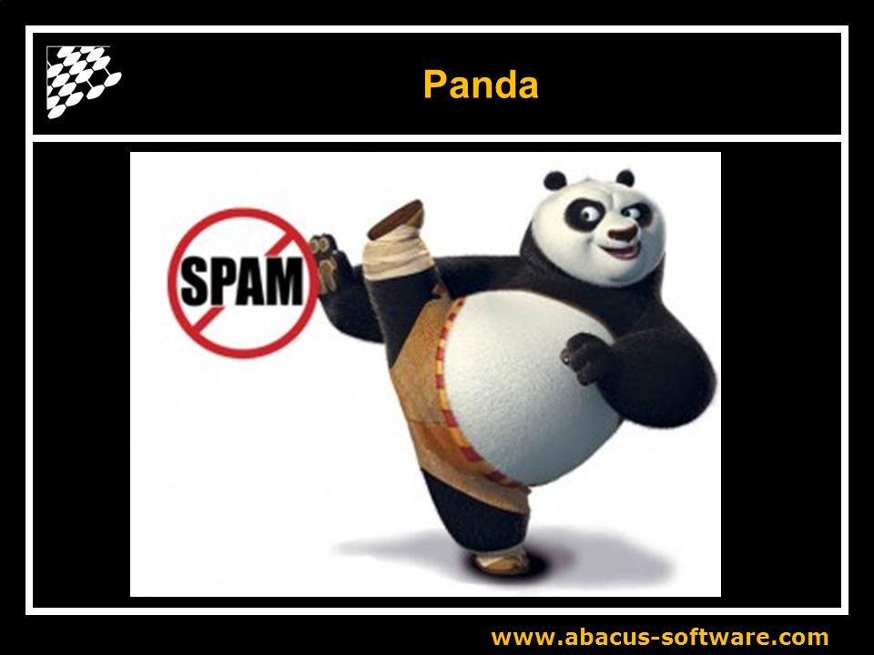 www.abacus-software.com Panda