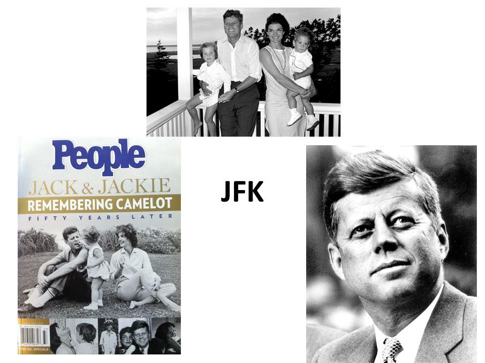 Kennedy s New Frontier Spirit John F.