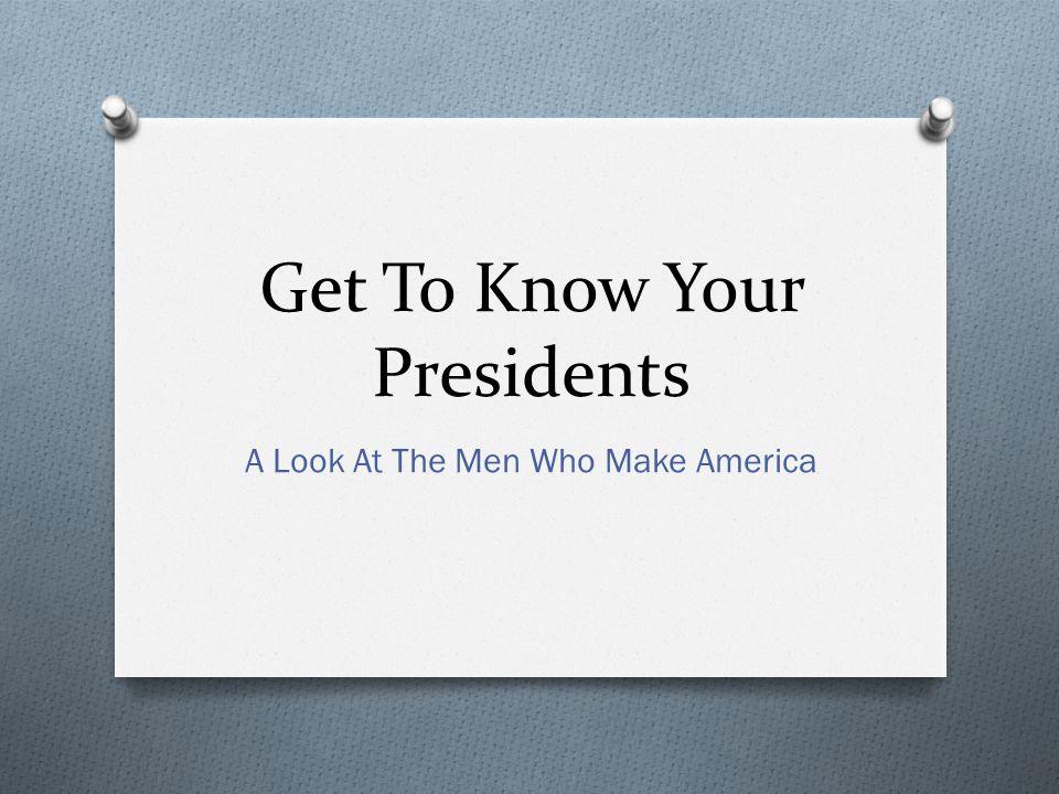 8: Martin Van Buren The Good: Van Buren had an unremarkable presidency.