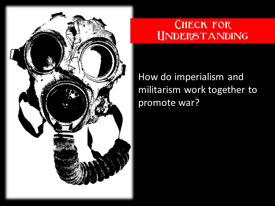   What is militarism?