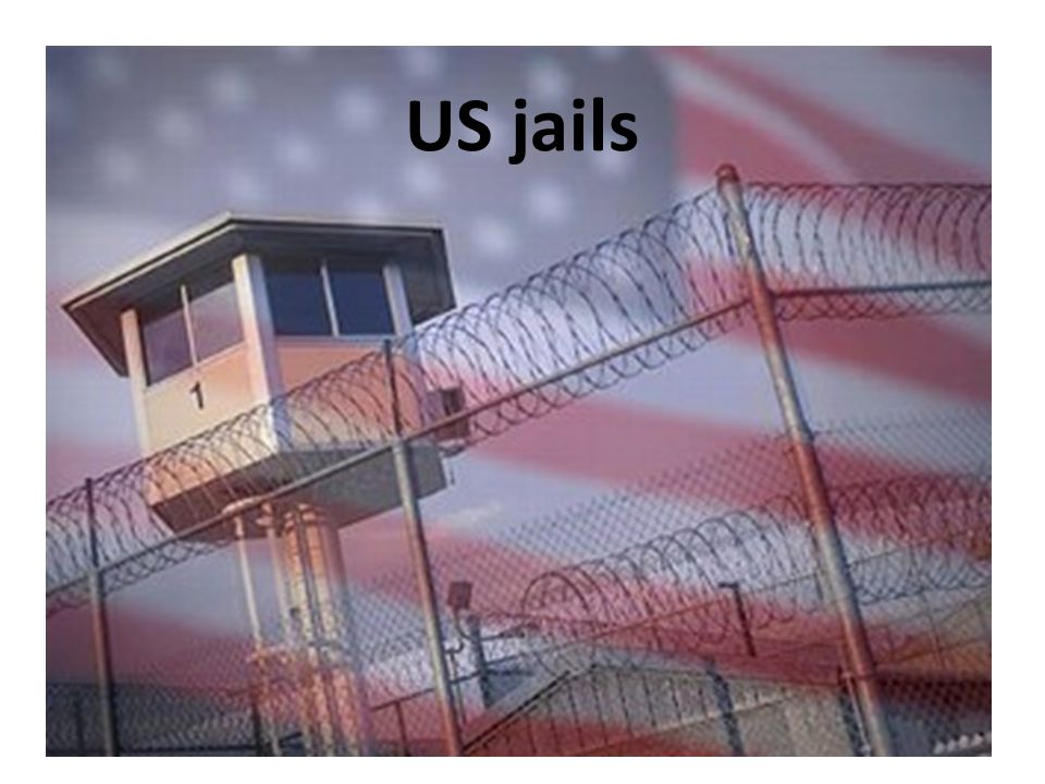 US jails