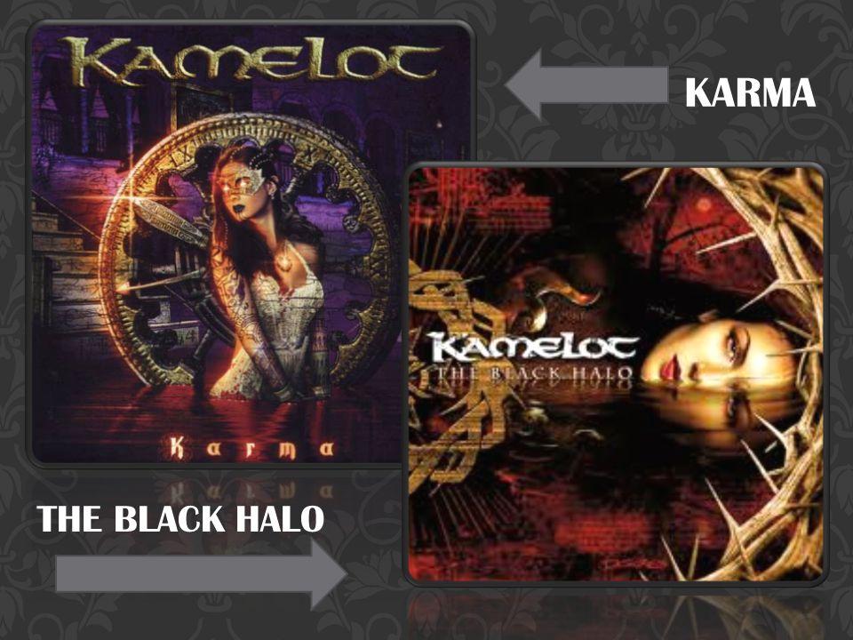 KARMA THE BLACK HALO