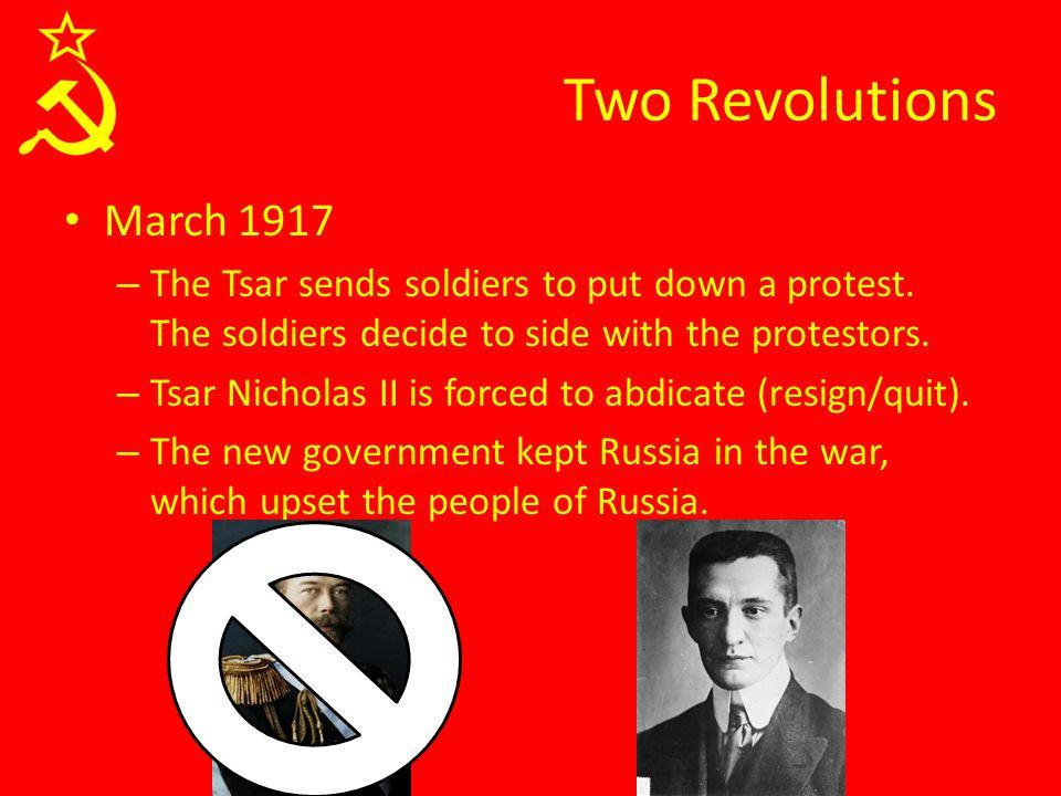 Leon Trotsky Lenin's 2 nd in Command.