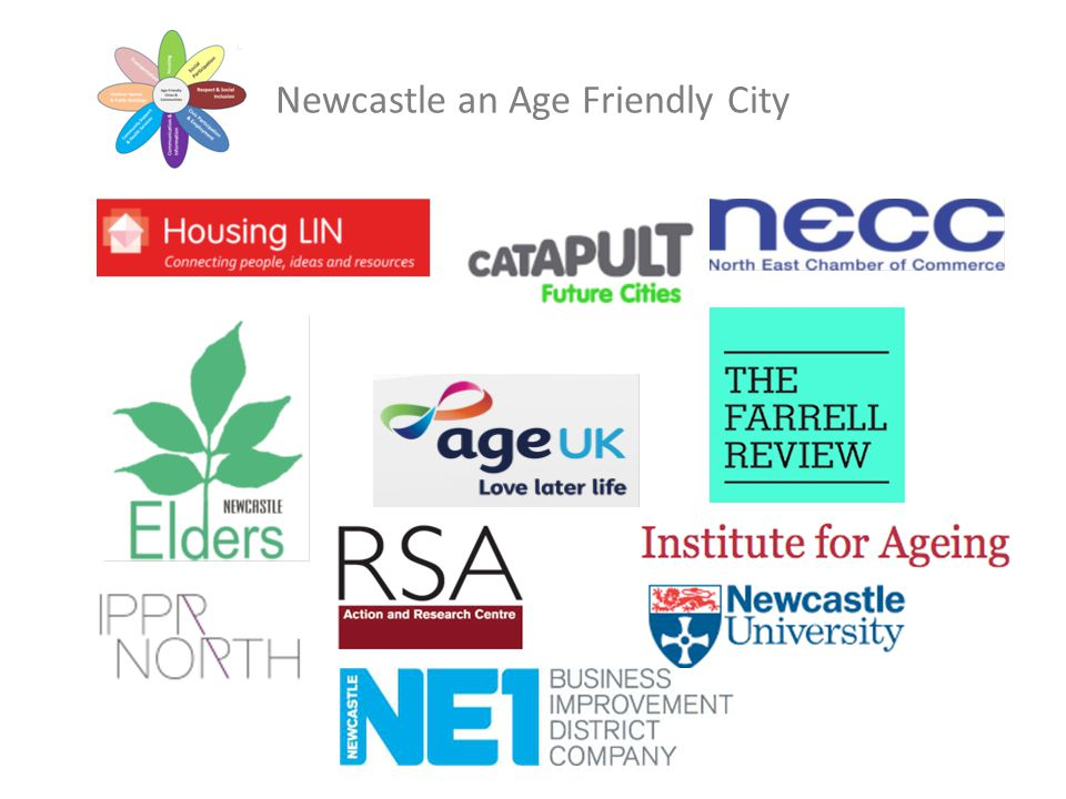 Newcastle an Age Friendly City