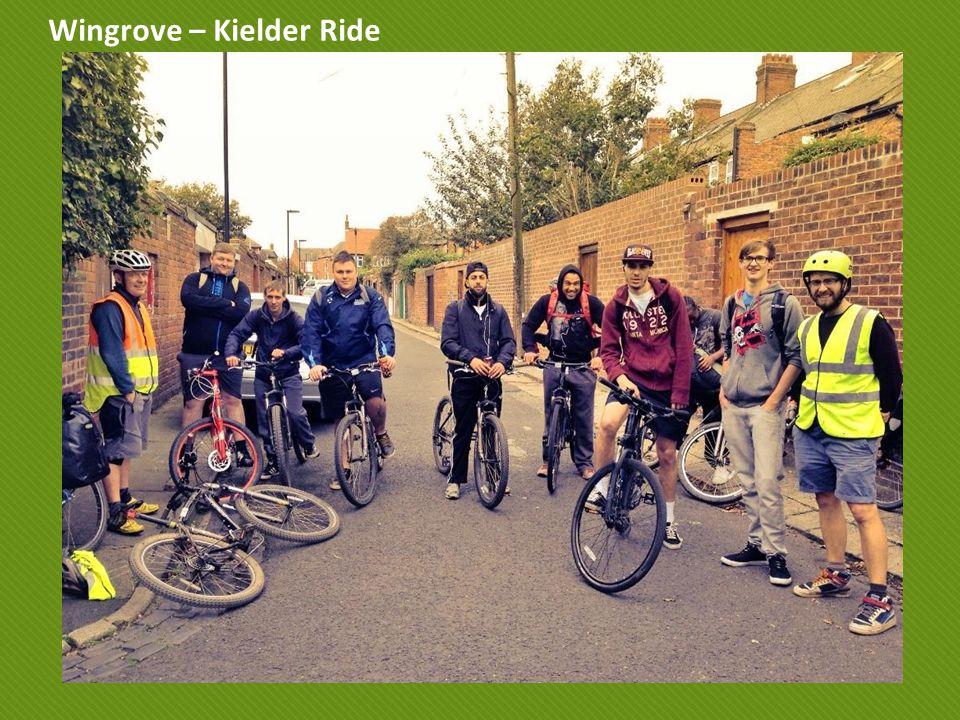 Wingrove – Kielder Ride