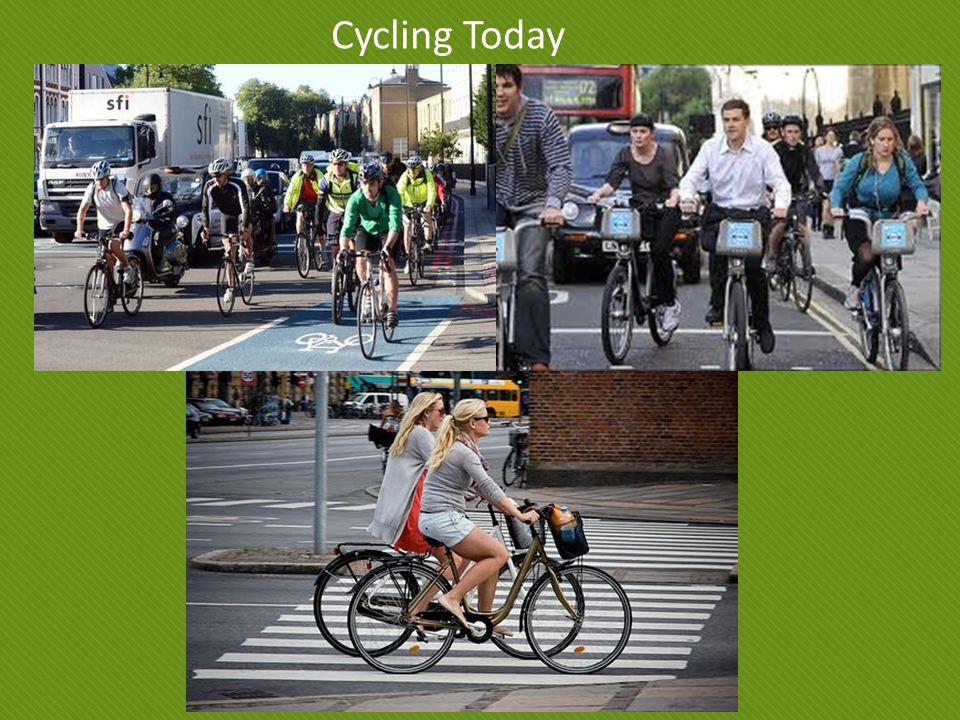 Cycling Today