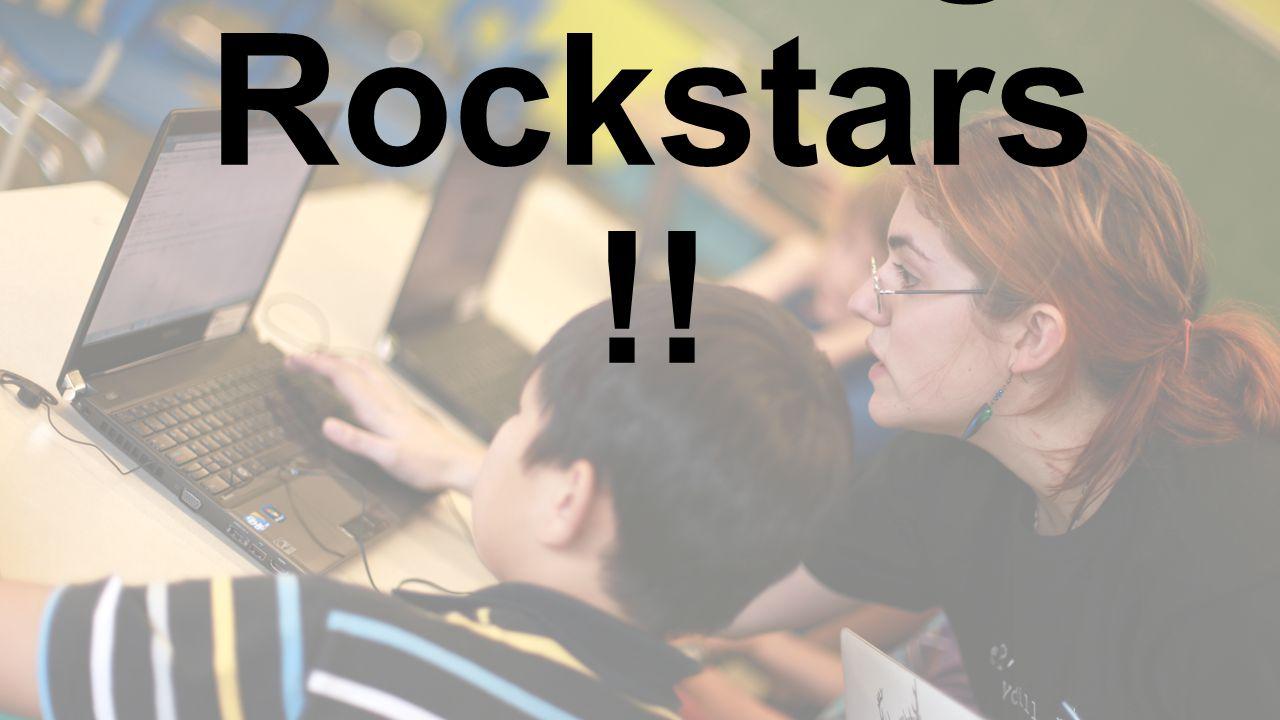Creating Rockstars !!