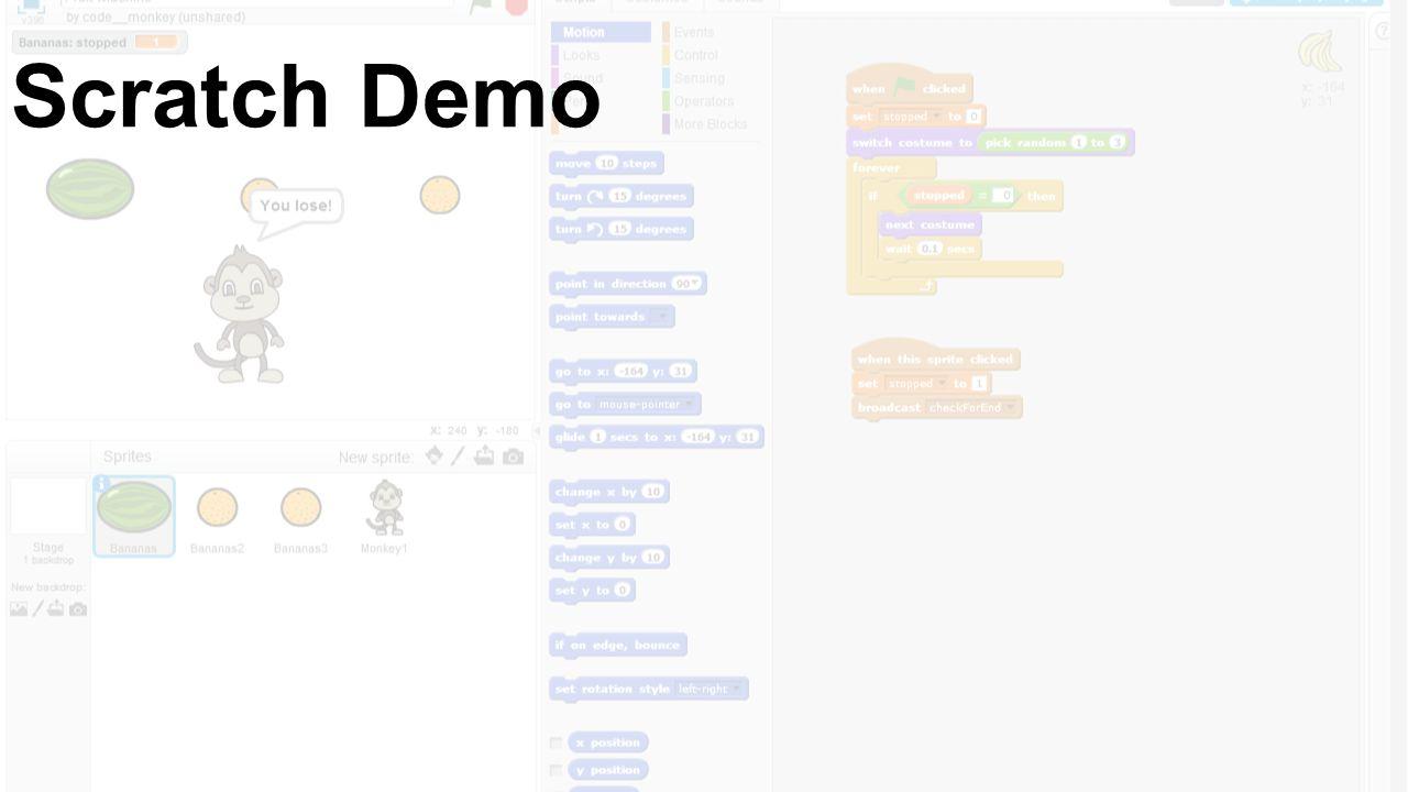 Scratch Demo