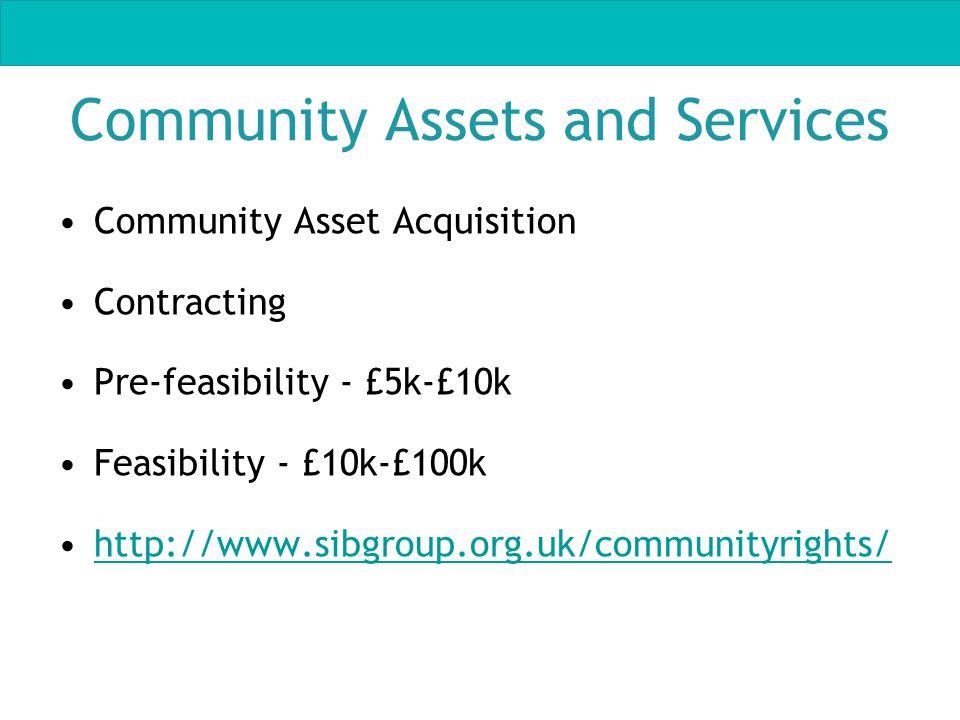 Locality's interest Birtley Community Partnership