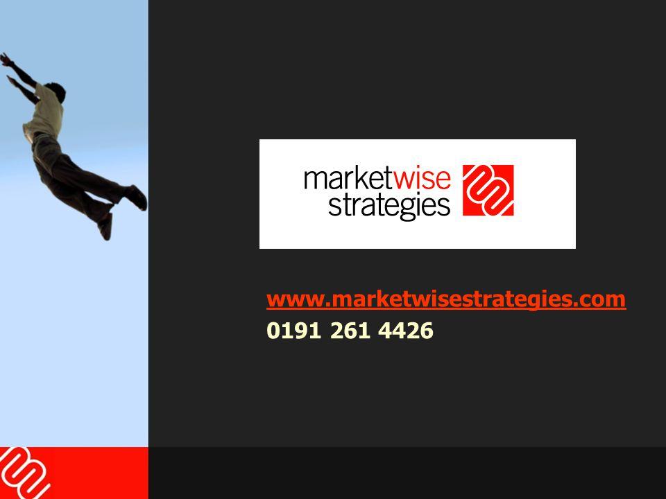 www.marketwisestrategies.com 0191 261 4426
