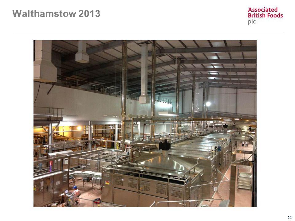 21 Walthamstow 2013