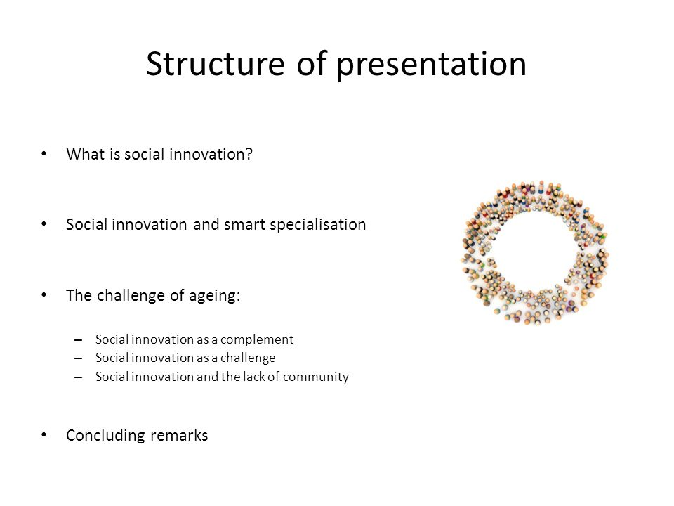 What is social innovation.