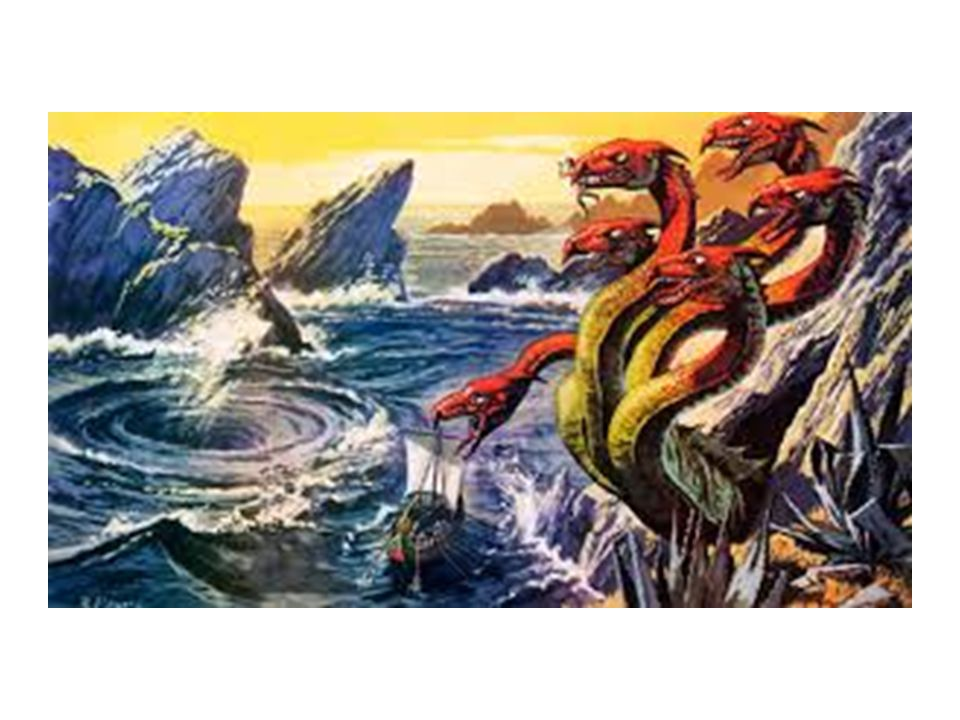 Between Scylla and Charybdis means to be caught between two equal dangers in which avoiding one means getting closer to the other.