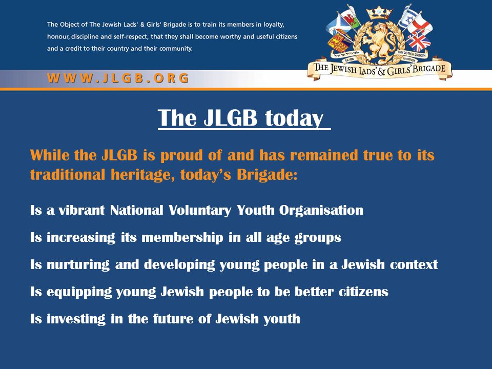 The JLGB provides youth work opportunities in over 30 Jewish communities around the UK.