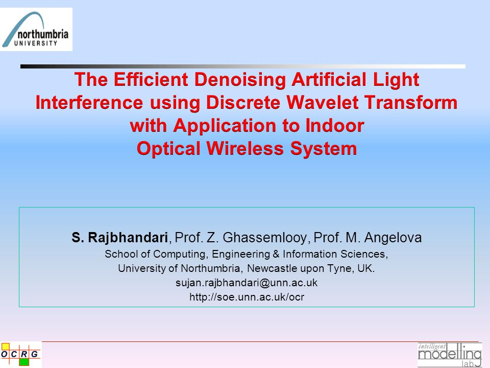 Content  Introduction to indoor optical wireless system (OWS)  Challenges in OWS.