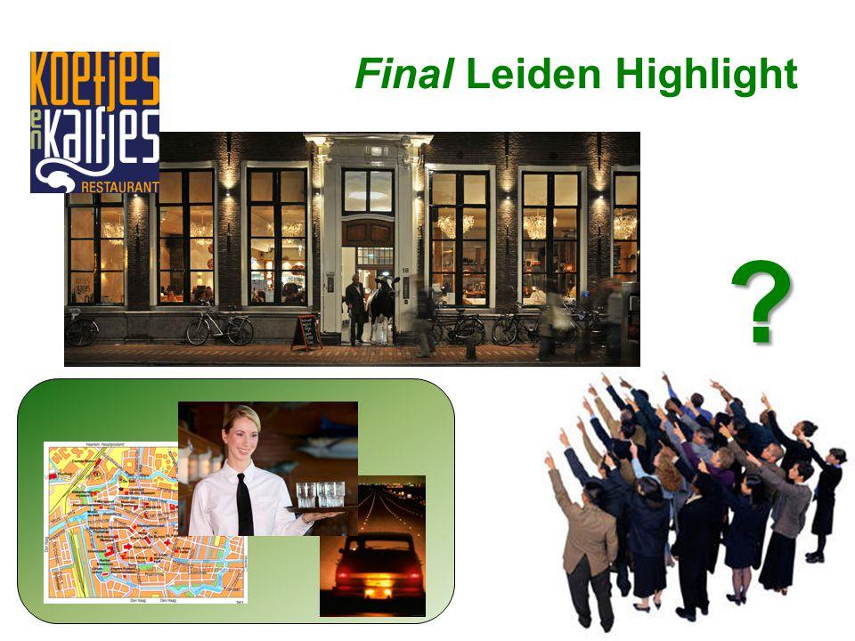 Final Leiden Highlight