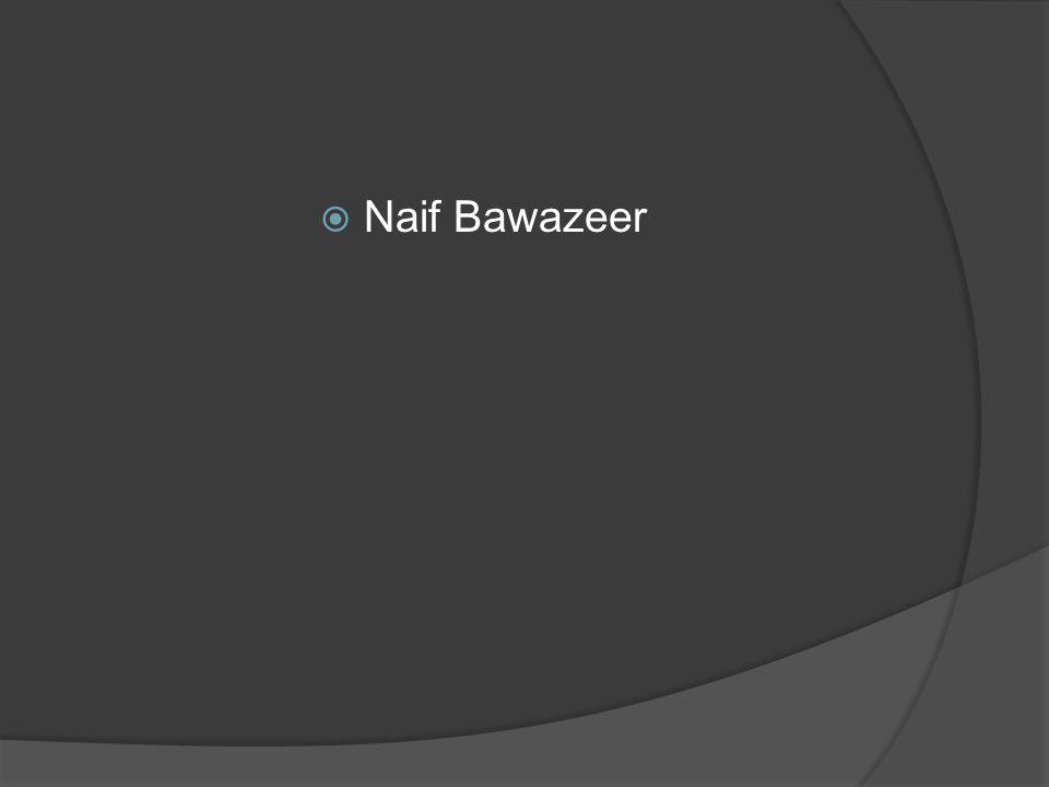  Naif Bawazeer