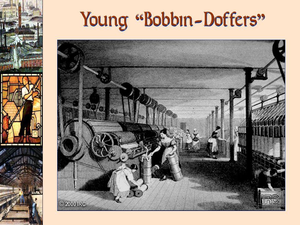 Young Bobbin-Doffers