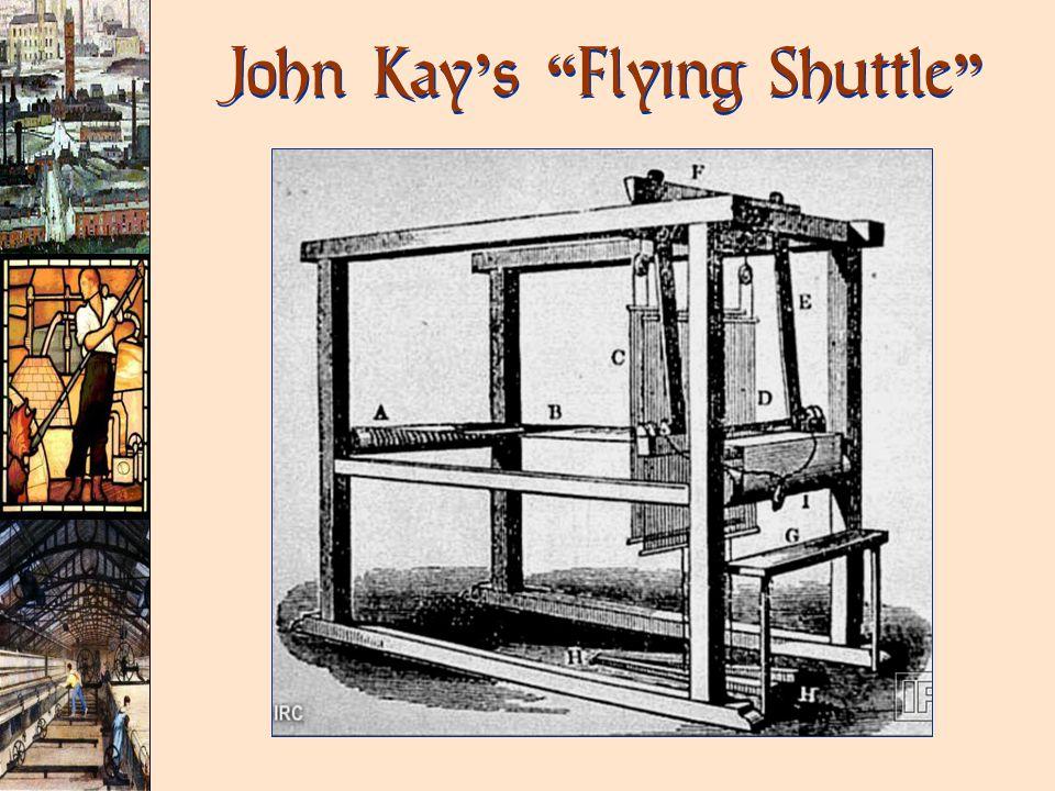 John Kay ' s Flying Shuttle