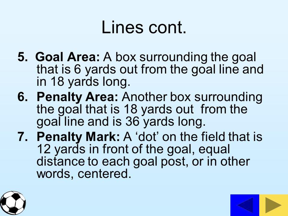 Lines cont.5.