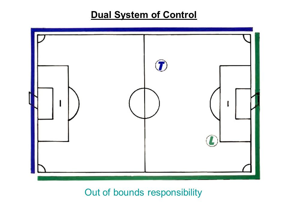 Dual System of Control Out of bounds responsibility