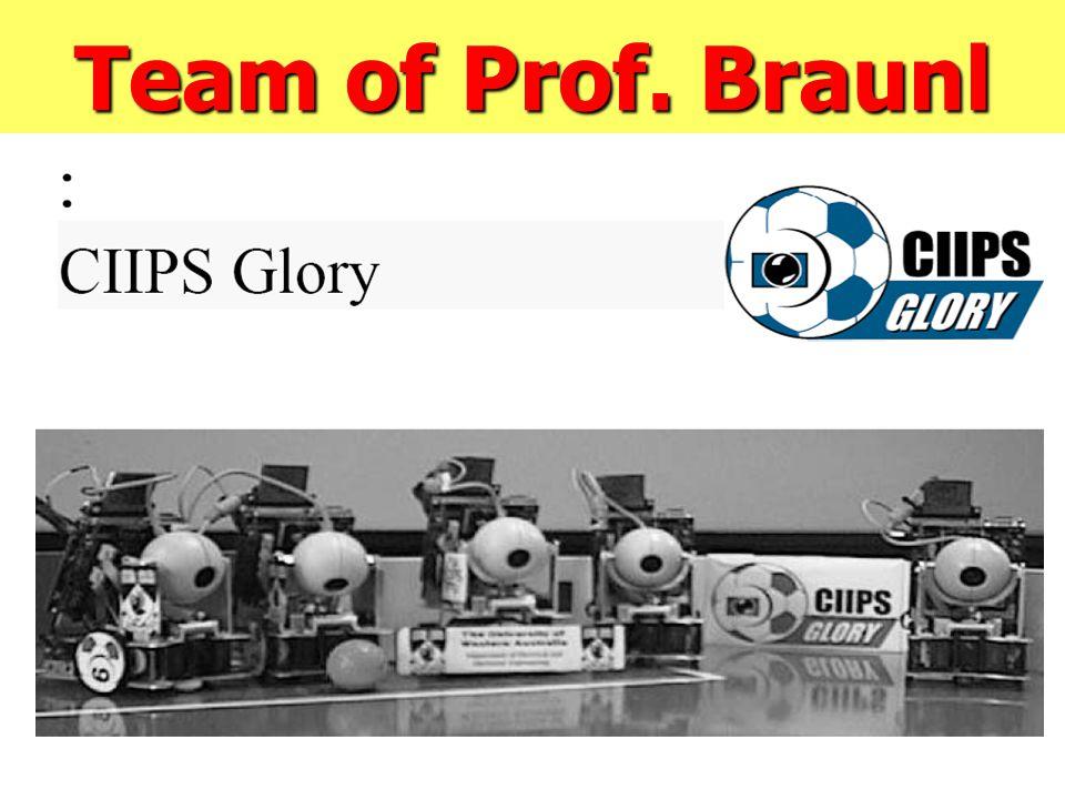 Team of Prof. Braunl