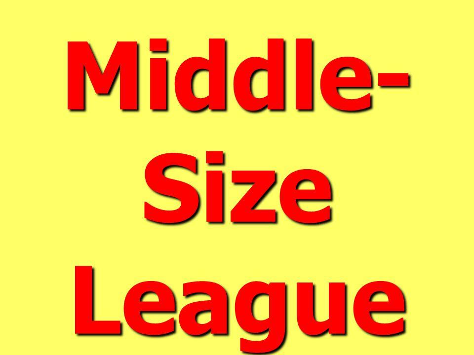 Middle- Size League