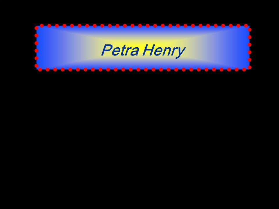 Petra Henry