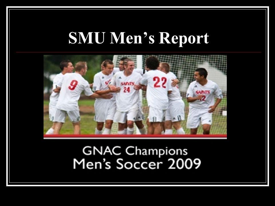 SMU Men's Report